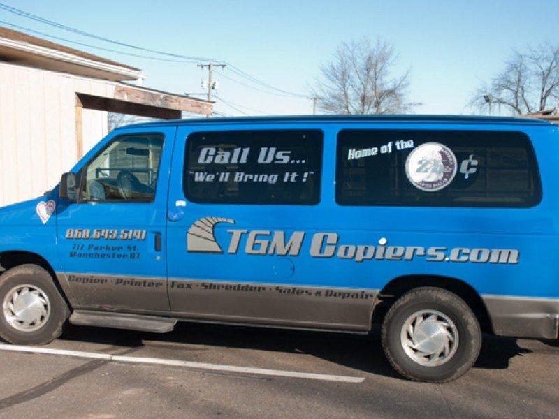 Call us - we'll bring it!